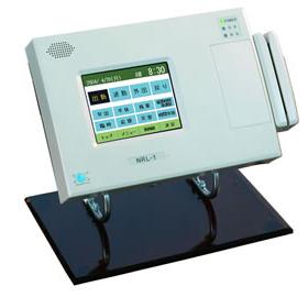 NRL-1 就業情報端末(タイムレコーダ)